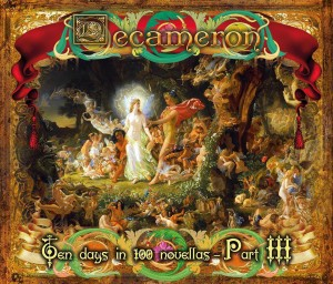 "Cover art of ""Decameron: Ten days in 100 novellas - Part III"""