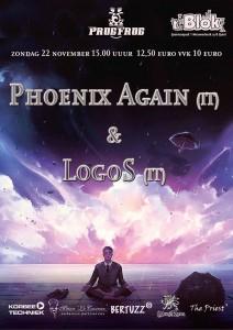 Phoenix Again & Logos - Tblok