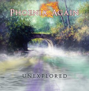"Front cover of ""Unexplored"""